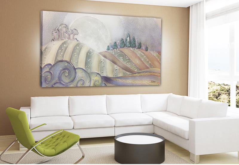 quadro moderno - L\'ATELIER | Montmartre Studio D\'Arte - Acquista ...