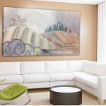 paesaggio quadro moderno arredare articolo da regalo matrimonio capezzale capoletto camera da letto dipinto shabby chic arredare