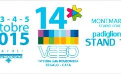 VEBO NAPOLI OTTOBRE 2015 – 14° FIERA della BOMBONIERA REGALO CASA