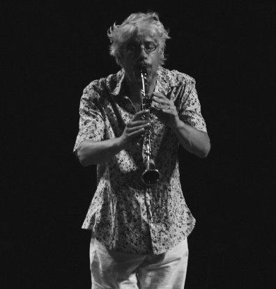 Alexandre Michel - clarinette