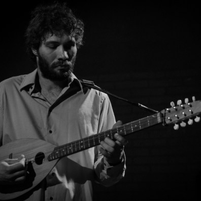 Fabien Dubuy - tamboura, guitare