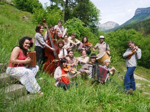 La Bande à Balk en montagne