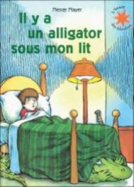 Un alligator sous mon lit, M. Meyer