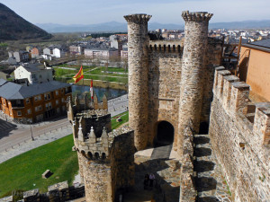 Castillo de los Templarios Ponferrada DSCF3196