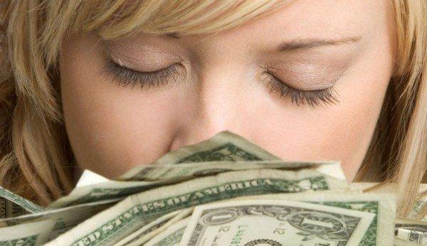 la banque, argent, odeur