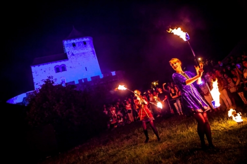 Labareda Fireshow - Dark Ages - Bedzin (3)