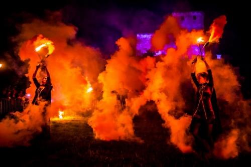 Labareda Fireshow - Dark Ages - Bedzin (4)