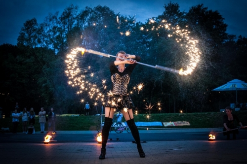 Labareda Fireshow - Ladies Night (1)