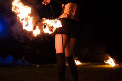 Labareda Fireshow - Ladies Night - Katarzyna Olczka (1)