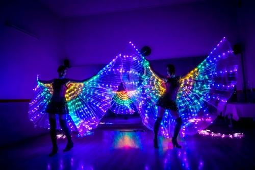 Labareda Fireshow - Light Show   Diamond Show