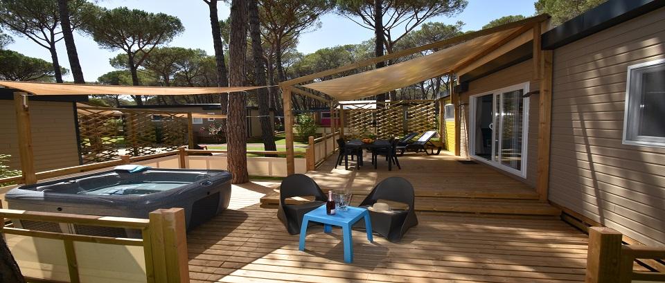 Camping Avec Jacuzzi Privatif Var Interesting Chambre