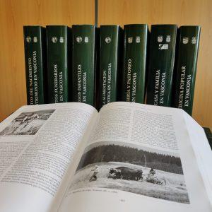 Atlas Etnográfico de Vasconia - 8 tomoak
