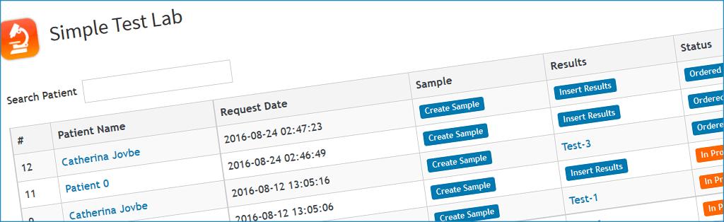 simple-test-lab