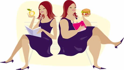 Obesidade feminina 2