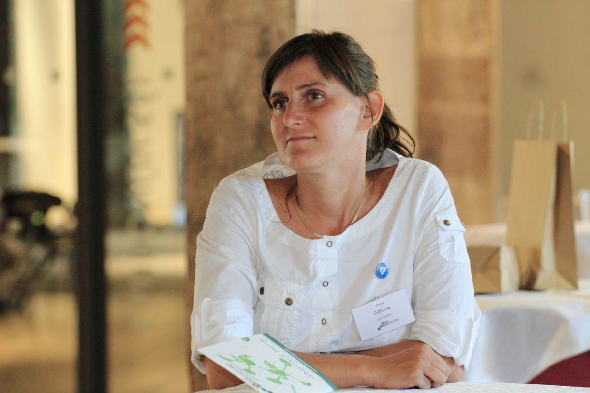 Tereza Dobisova PhD