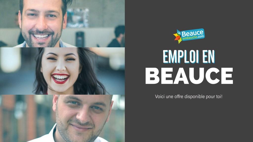 offre d'emploi en Beauce