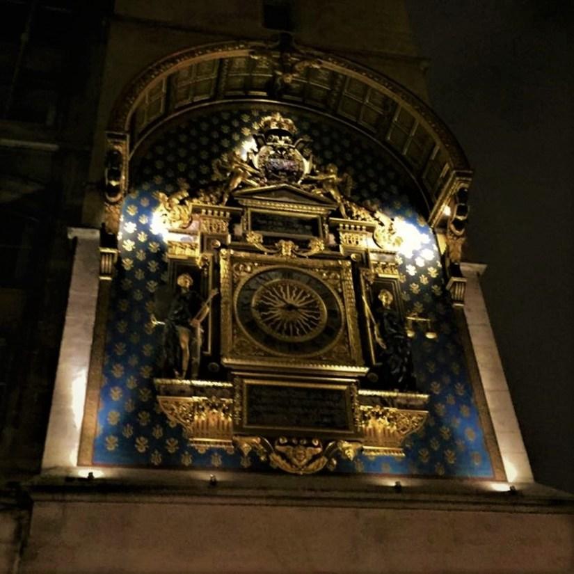 Christmas Eve In Paris Sainte Chapelle L Abeille Francaise