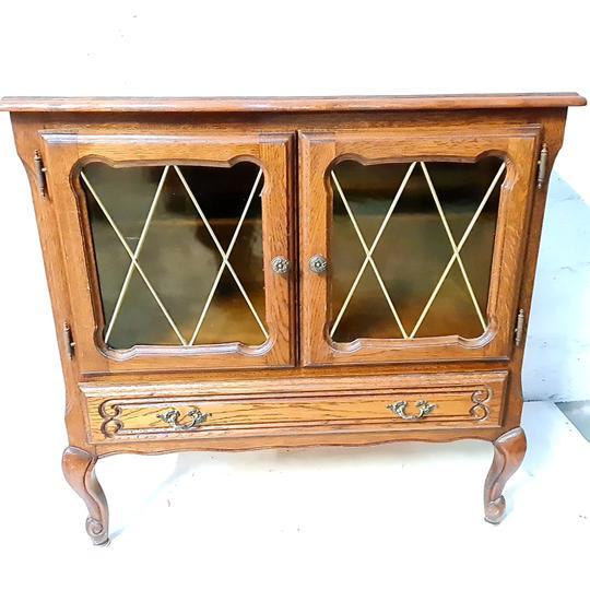 meuble bar tv vintage xxeme