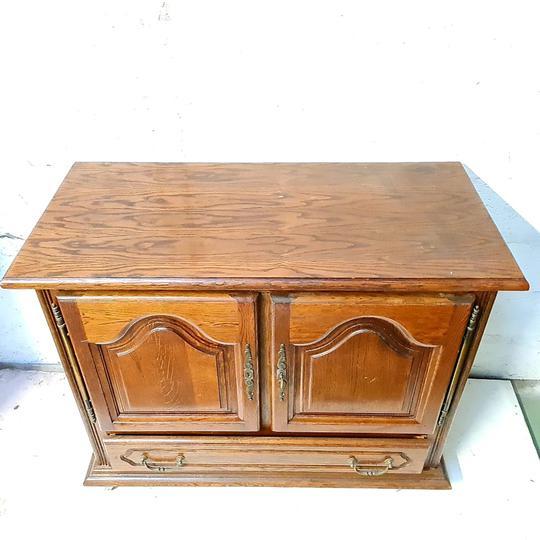 meuble tv vintage 70 80