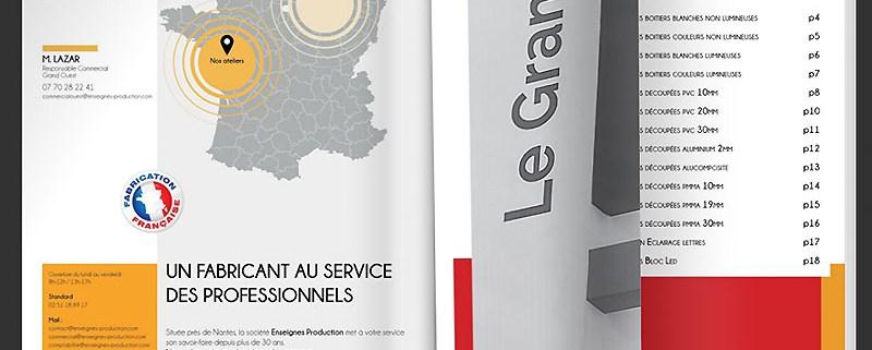 Flipbook, pdf interactif - Agence web - Label Site Nantes