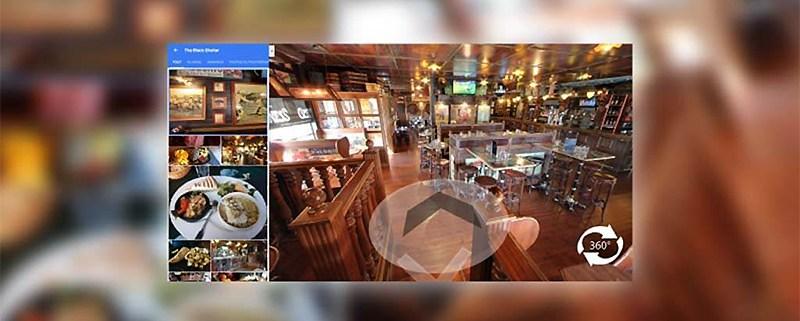 Photos 360° sur Google My Business - Agence web - Label Site Nantes