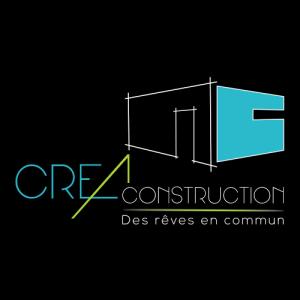 Création de logo pour Créa Construction