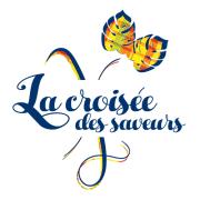 Création de logo pour le restaurant La Croisée des Saveurs