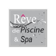 Logo Rêve de Piscine & SPA - Label Communication