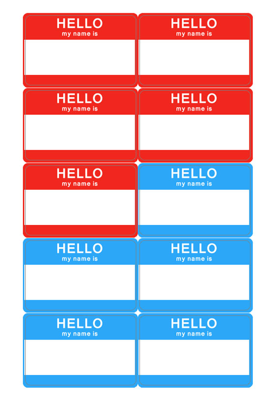 your name badges fordownload this. name tags templates word name ...