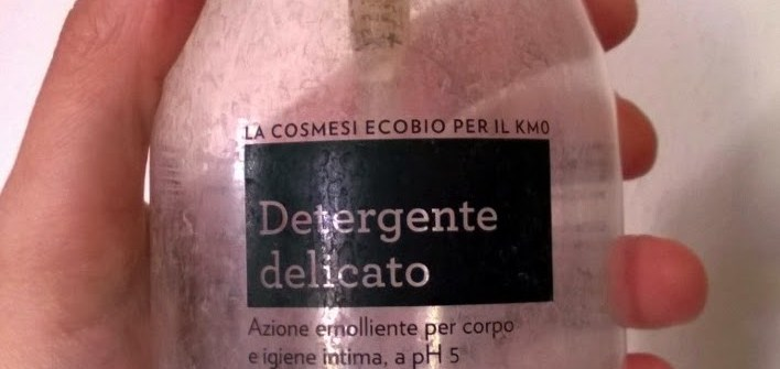 inci detergente biofficina toscana