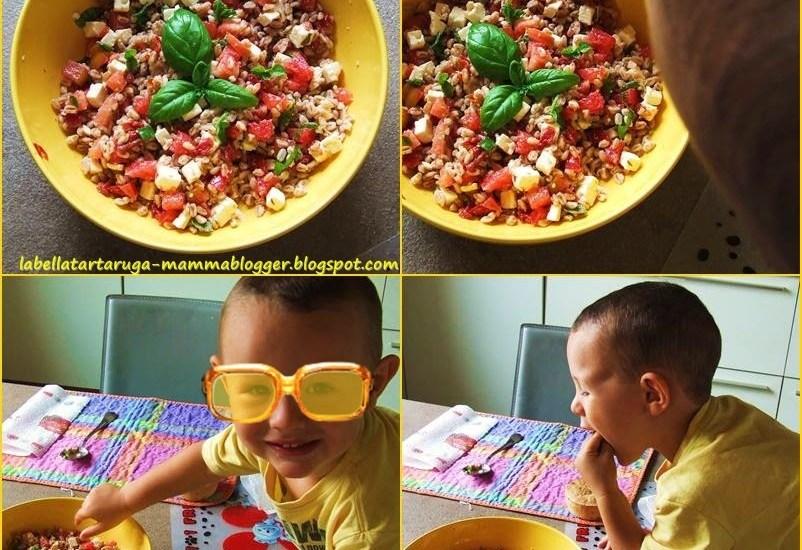ricetta insalata farro