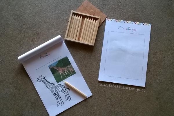 libro animali Montessori