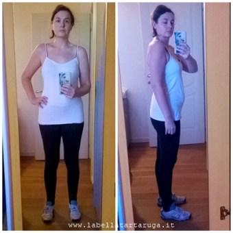 ginnastica a casa workout