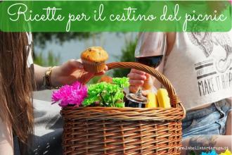 ricette cestino picnic