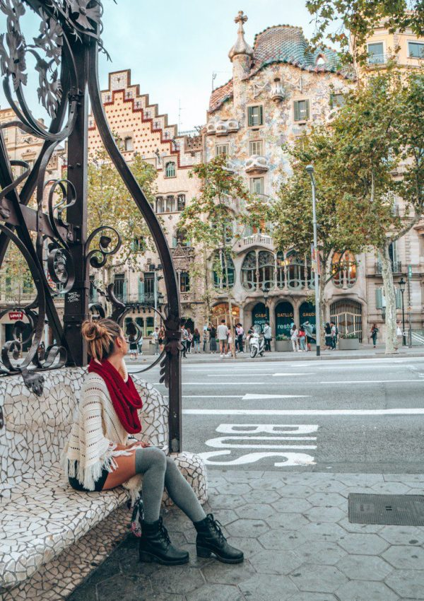 2 Day Self-Guided Walking Tour of Barcelona