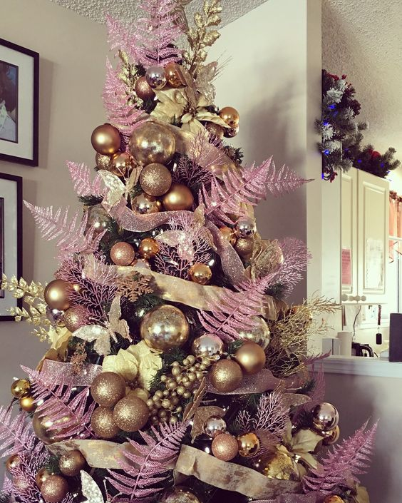 Want ideas for unique Christmas trees for the 2020 holiday season? Find inspiration ideas for your Christmas tree decoration from creative and unique xmas trees. From white, upside down, best Christmas trees on wall, pink Christmas trees, and even Disney Christmas tree decorations. From big and small unique Christmas tree ideas. Perfect for kids and for the holidays. #uniquechristmastree #christmastreeideas #christmastreeideas #christmas