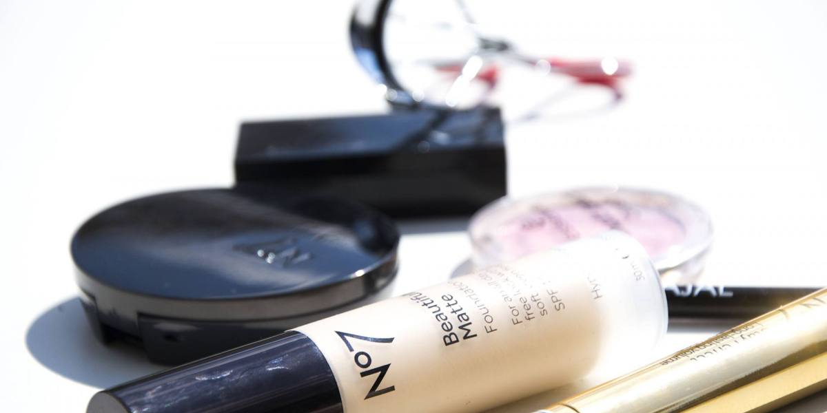 Mijn dagelijkse make-up   Label of Suze