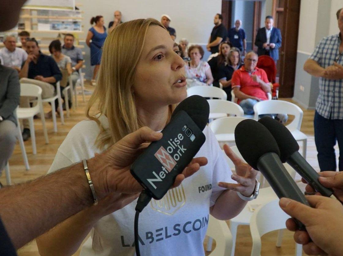 Press Conference 25th June 2018 – Venafro Italy