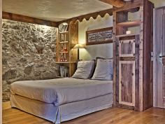 Chambre des chamois ambiance - Bergerie chambres d'hotes