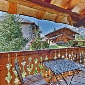 balcony of the Room Les aigles