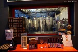 Brasserie du Grillen - Vue de la brasserie