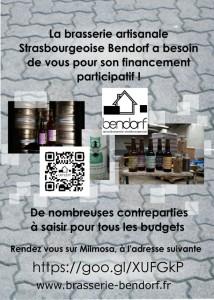 Brasserie Bendorf Crowdfunding