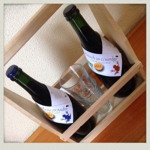 Brasserie G'Sundgo - Coffret