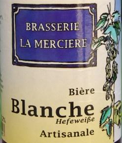 Brasserie La Mercière