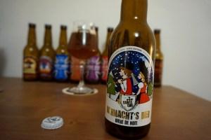 Sainte-Cru - Wihnacht's Bier