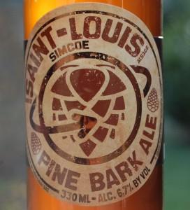 Brasserie de Saint-Louis - Pine Bark Ale