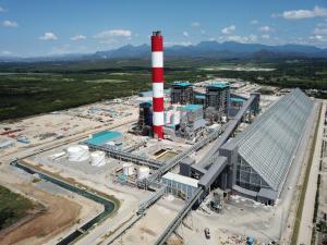 Central Termoeléctrica Punta Catalina (CTPC)