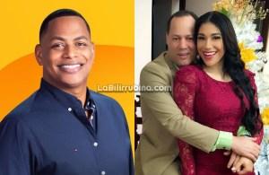 """El Boli"" a Franklin Mirabal y Dianabell Gómez"