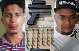 """Ydarvin Antonio Reynoso alias """"Pituto"""" y Starlin Radhamés Frías García"""