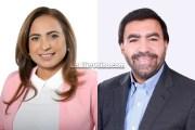 Dorina Rodríguez y Olmedo Caba